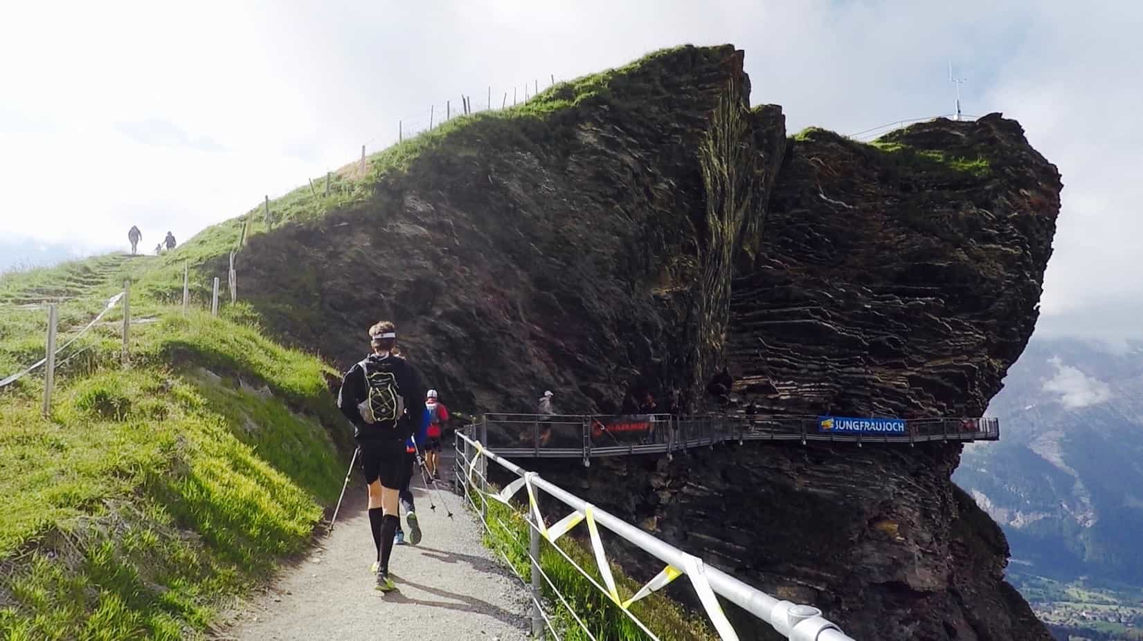 Natural running: 51k Eiger Ultra Trail on Five Fingers